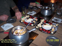 The Melting Pot - Chocolate Fondue