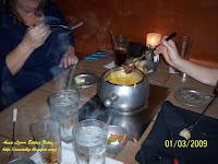 The Melting Pot - Cheese Fondue
