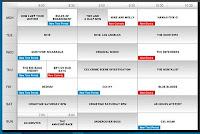 CBS 2010 Fall Schedule