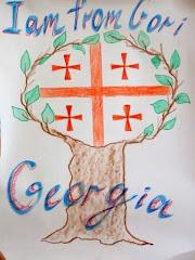 I am from Gori,Georgia