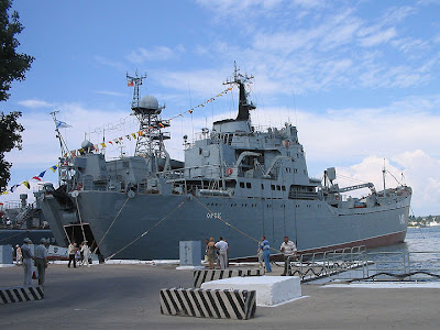 десантный корабль ВМФ России