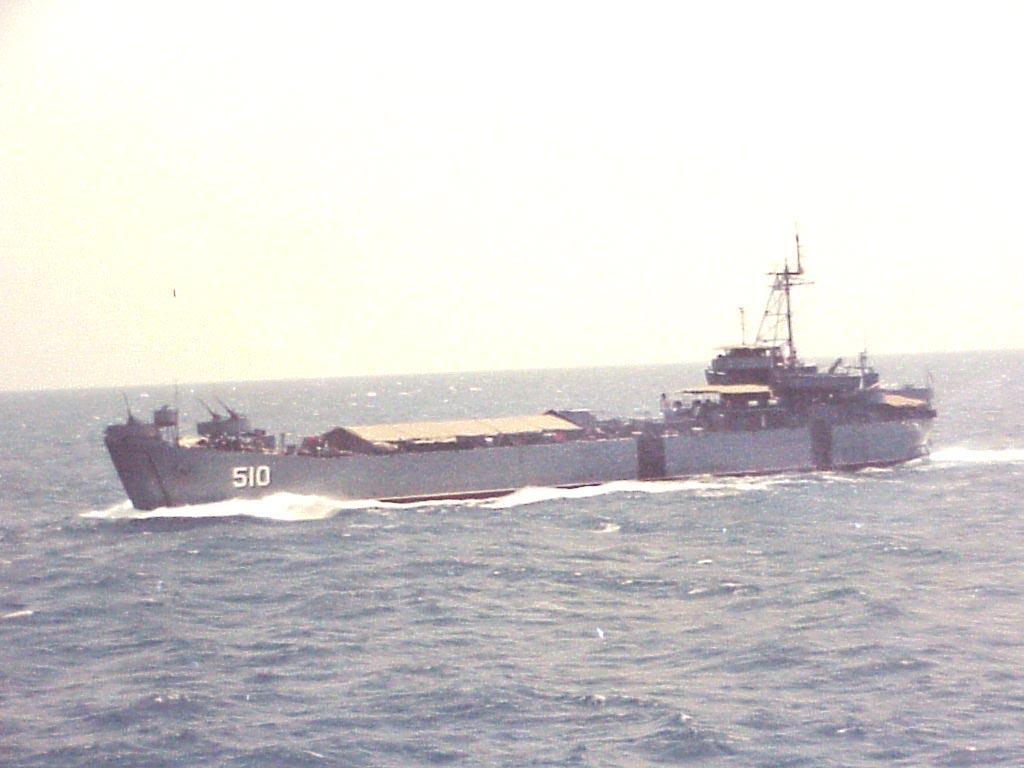 KRI Teluk Saleh-510