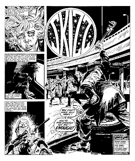 Alan Moore's Skizz missing page 2