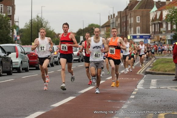 sussex 10k results