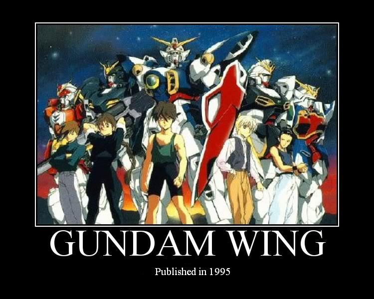 Gundam Wing Toonami