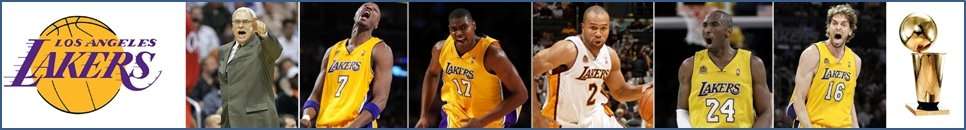 The Los Angeles Lakers News