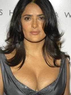 Salma Hayek Breasts