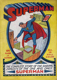 Superman #1 Action Comics story