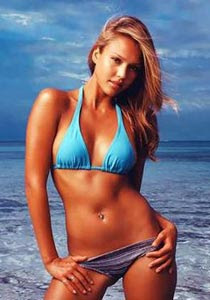 Jessica Alba Wants To Be Skinnier