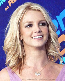 Britney Spears life a teetotaler