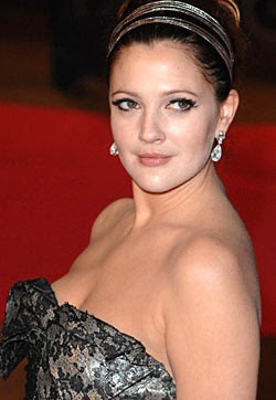 Drew Barrymore loves being a Nudist Little Bird