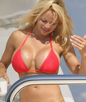 Pamela Anderson to be a beach babe again