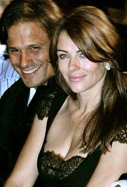 How Liz Hurley fell in love with Arun