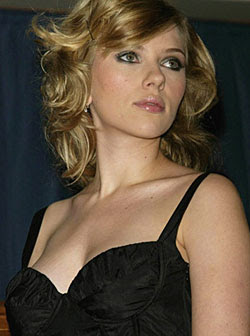 Scarlett Johansson insists on No Nudity