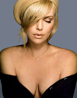 Charlize named Sexiest Woman in the World