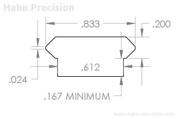 Picatinny+Rail+Dimensions Las dimensiones del carril picatinny son: