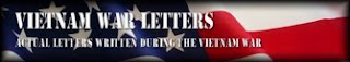Actual Letters Written During the Vietnam 