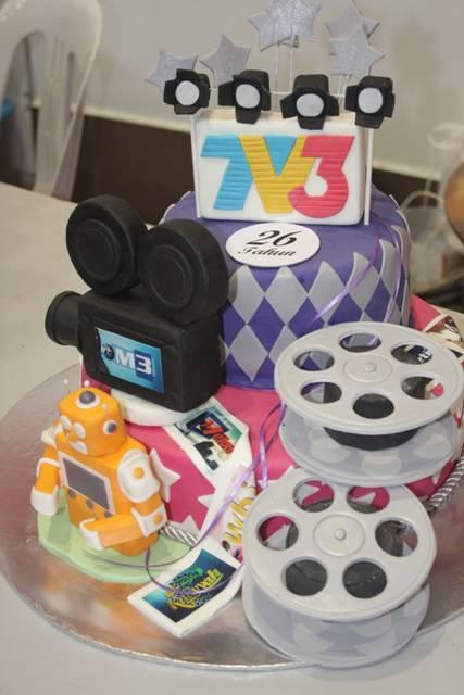 My Cake Art Elizabethton Tn : MySugarArt blog: TV3 Cake Day results