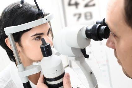 Lazerle göz çizdirme ameliyatı