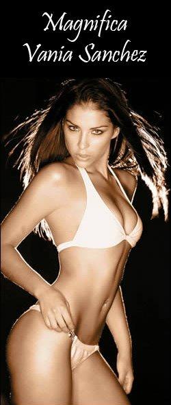 Magnifica Vania Sanchez