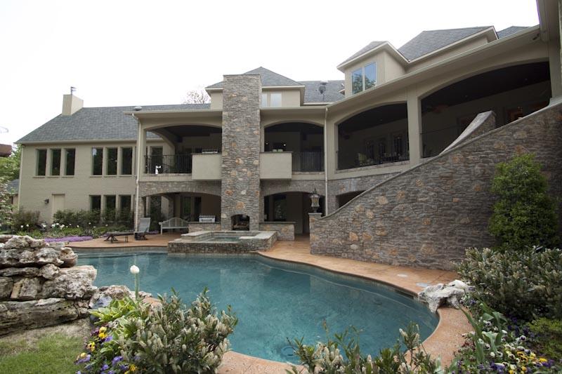 Tulsa Luxury Real Estate South Tulsa Area Luxury Home For