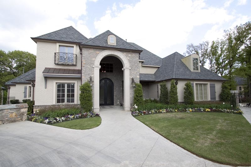 Tulsa Luxury Real Estate South Tulsa Area Luxury Home For