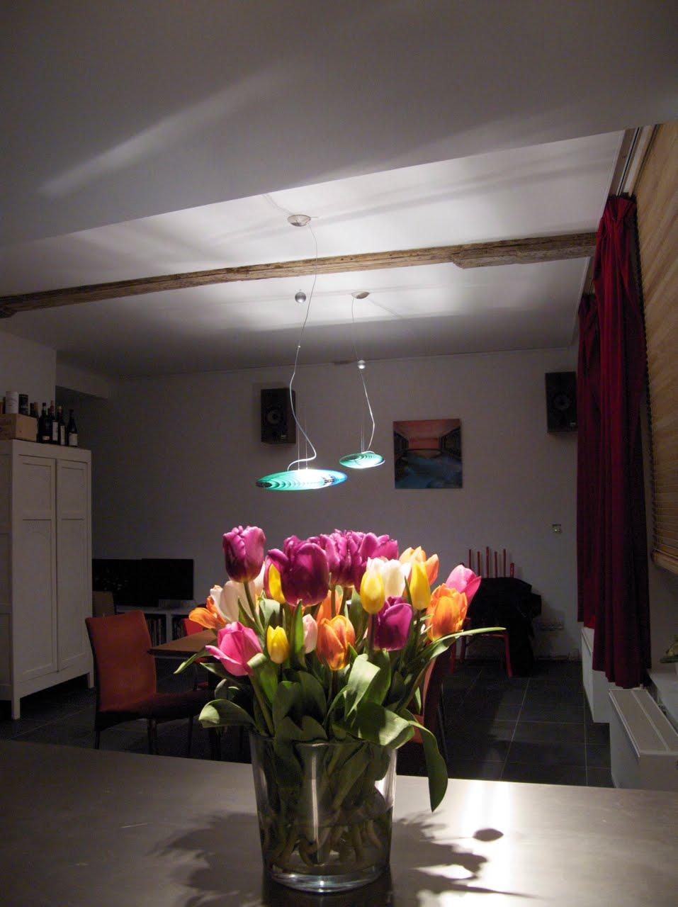 renoveren restaureren verlichting luceplan titania x 2. Black Bedroom Furniture Sets. Home Design Ideas