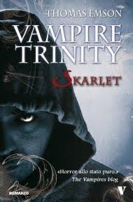 Copertina di Vampire Trinity - Skarlet