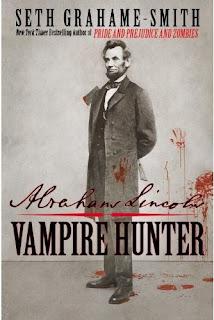 Copertina di Abraham Lincoln: Vampire Hunter
