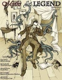 Copertina di Myths and Legend Vol.1