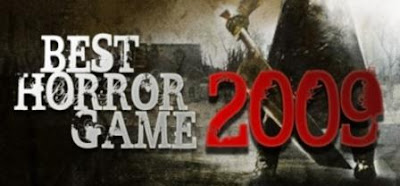 the Best Horror Game of 2009