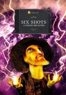 Copertina di Six Shots