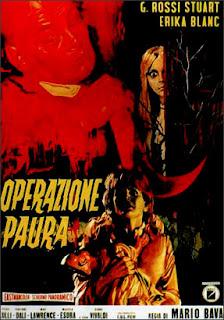 Poster di Operazione paura