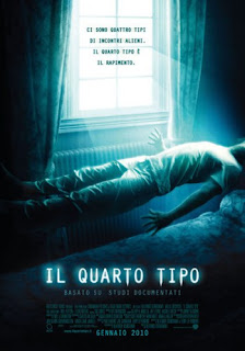 Poster de Il quarto tipo