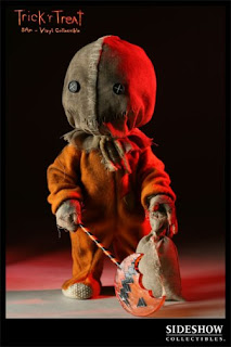 Action figure di Sam da Trick'r Treat