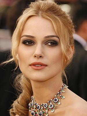 keira knightley hair color. keira knightley in atonement
