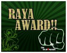 Award raya