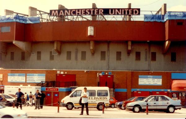 MUFC, OLD TRAFFORD 1996