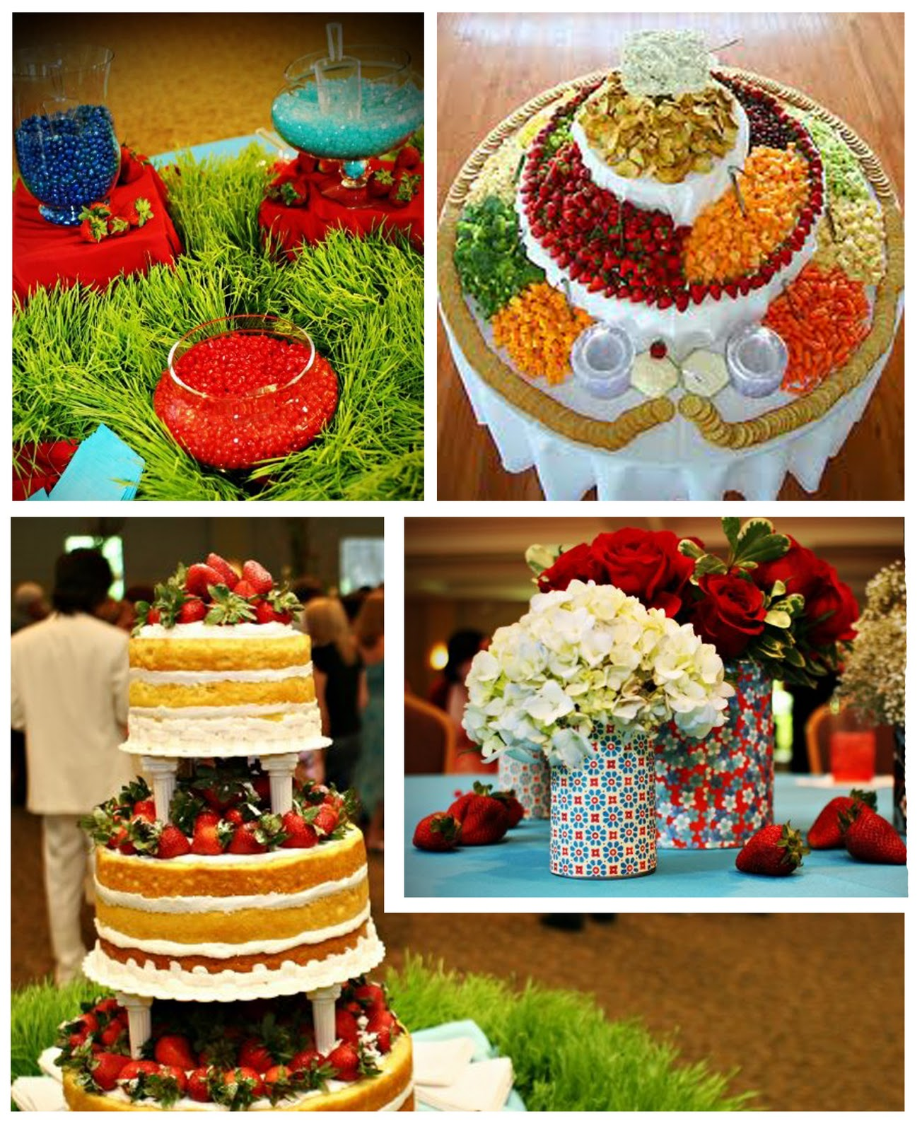 Food Buffet Displays http://intricutz.blogspot.com/2010/10/food-buffet-chance-to-display.html