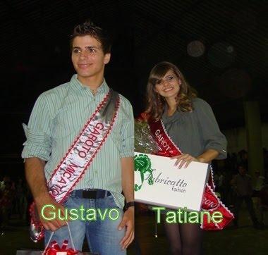 Primeiro lugar - Garoto e garota Micaton 2010