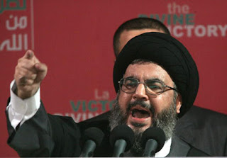 Nasrallah to Bush Are YOU talking to ME?