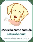 Nossos Cães Comem Comida Natural e Crua