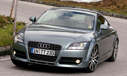 Audi TT Coupe 2.0 TFSI S tronic Fiyatı: 61.141 EU