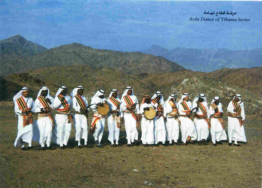 the culture and tradition in saudi arabia