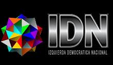 IZQUIERDA DEMOCRATICA NACIONAL