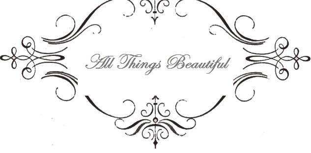 All Things Beautiful