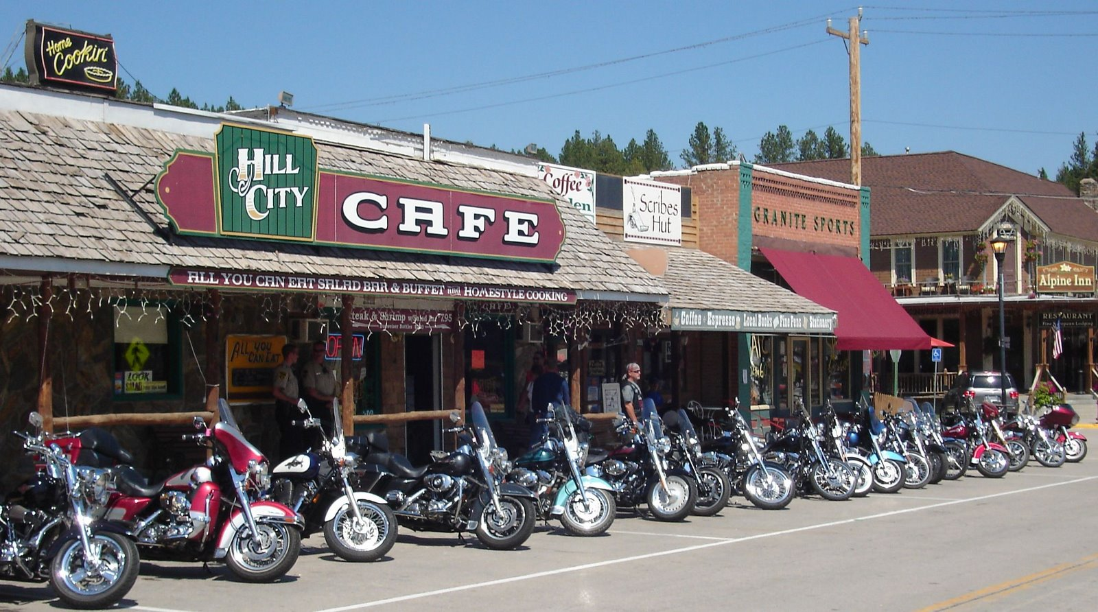 hill city, south dakota