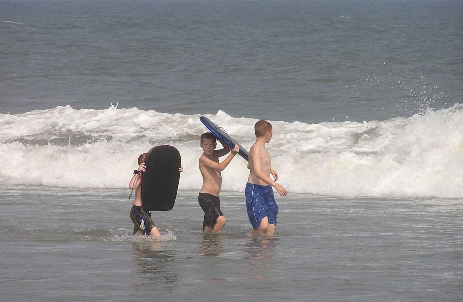 boogie boards, ocean city, maryland