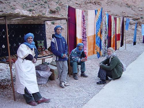 morocco, market