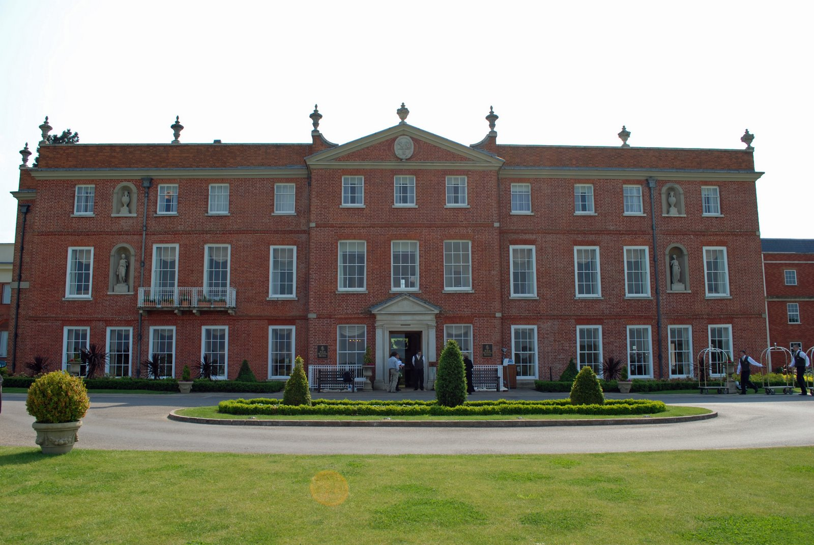 dogmersfield house, four seasons hampshire, england